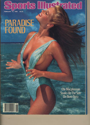 Sports Illustrated - 1986-02-10