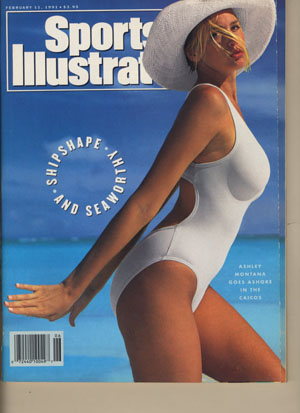 Sports Illustrated - 1991-02-11