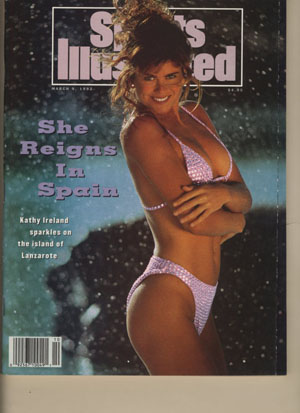 Sports Illustrated - 1992-03-09