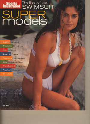 SI - Best of the Swimsuit Supermodels.