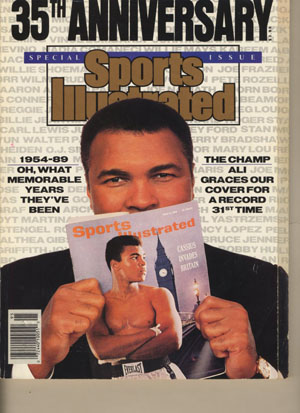 Sports Illustrated - 1989-11-15