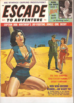 Escape (To Adventure) - 1964-09