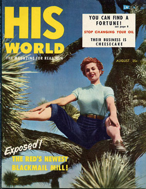 His World - 1954-08