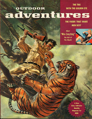 Outdoor Adventures - 1957-01