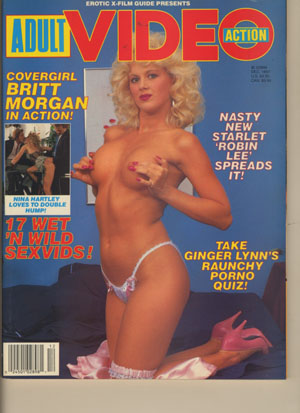 Erotic X-Film Guide - Presents 1987-12