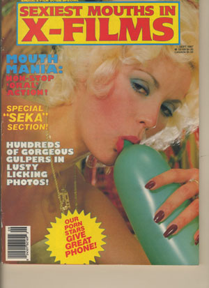 Erotic X-Film Guide - Special 1987-09