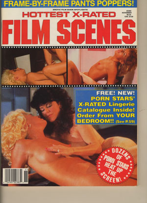 Erotic X-Film Guide - Spotlights 1988-11