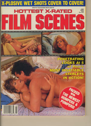 Erotic X-Film Guide - Spotlights 1989-03