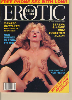 Erotic Film Guide - 1983-07