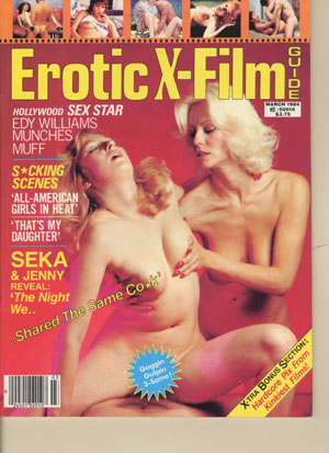 Erotic X-Film Guide - 1984-03