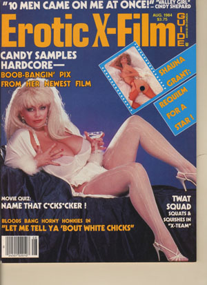Erotic X-Film Guide - 1984-08