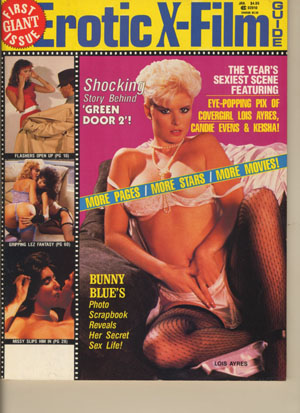 Erotic X-Film Guide - 1987-01