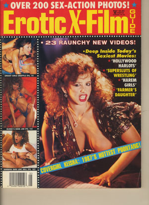 Erotic X-Film Guide - 1987-05