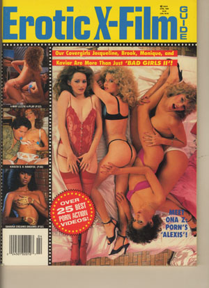 Erotic X-Film Guide - 1988-04