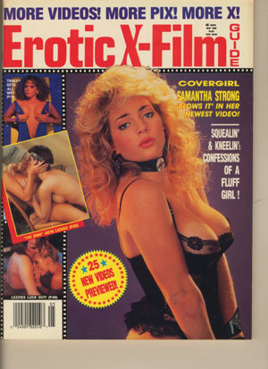 Erotic X-Film Guide - 1988-05