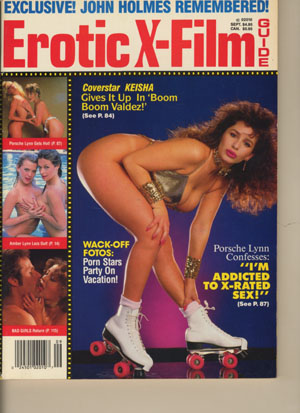 Erotic X-Film Guide - 1988-09
