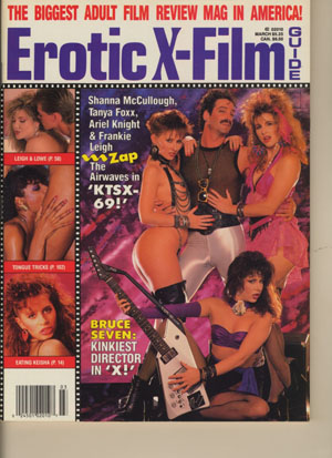 Erotic X-Film Guide - 1989-03