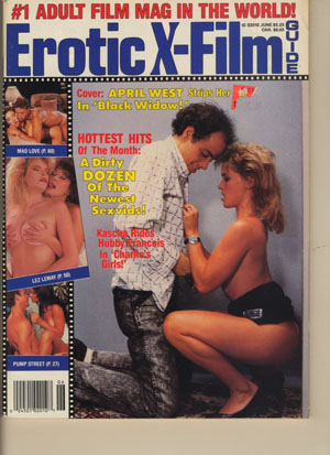 Erotic X-Film Guide - 1989-06