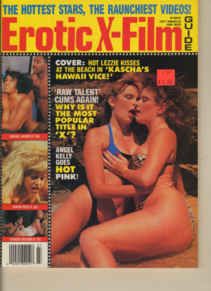 Erotic X-Film Guide - 1989-07