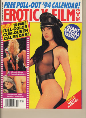Erotic X-Film Guide - 1993-12
