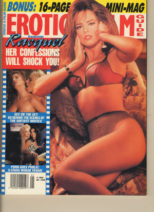 Erotic X-Film Guide - 1994-01