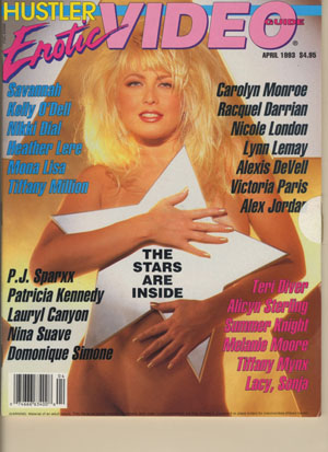 Erotic Video Guide - 1993-04