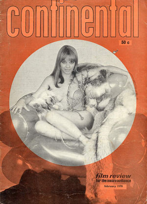 Continental Film Review - 1970-02