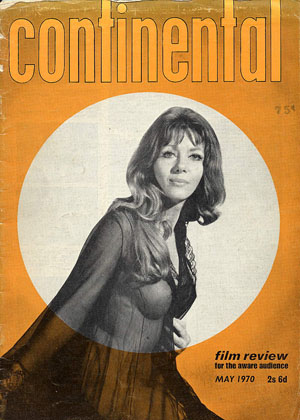 Continental Film Review - 1970-05