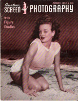 Amateur Screen & Photography - 1953-08
