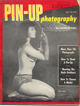 Pin-Up Photography by Charles Kell