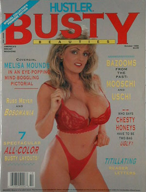 Busty Beauties - 1988-10
