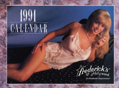 Frederick's of Hollywood 1991