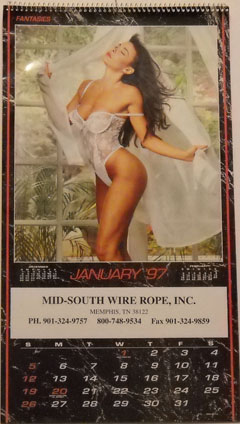 Mid-South Wire Rope 1997