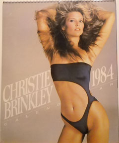 Christie Brinkley 1984
