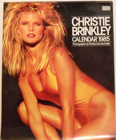 Christie Brinkley 1985