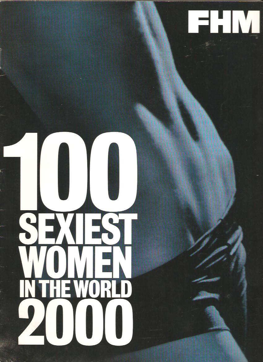 100 Sexiest Women in The World 2000