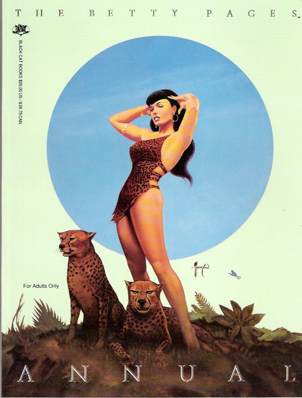 Bettie Pages Annual # 2