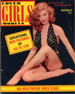 Cover Girls Models - 1952-11
