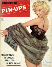 Modern Screen Pin-ups #1
