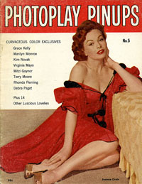 Photoplay Pin Ups #5