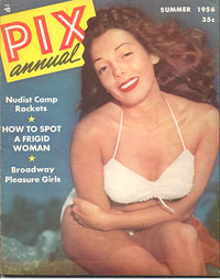 Pix Annual - 1956 Summer