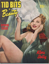 Tid Bits of Beauty - 1946 Spring