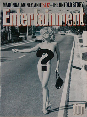 Entertainment Weekly - 11-6-92