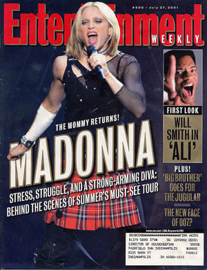 Entertainment Weekly - 2001-7-27