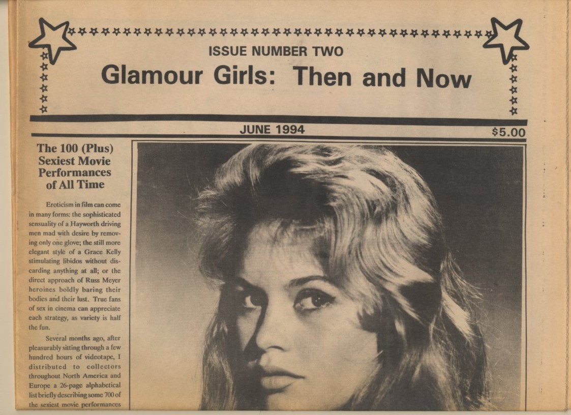 Glamour Girls: Then & Now - #02