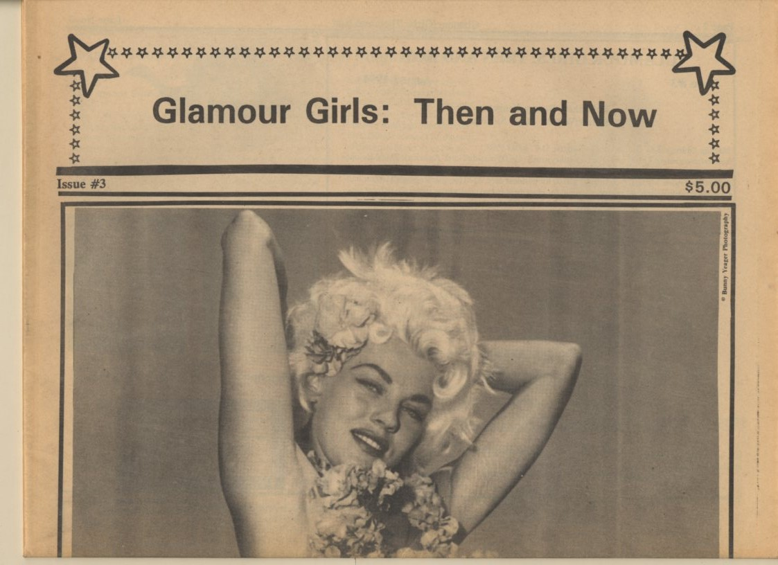 Glamour Girls: Then & Now - #03