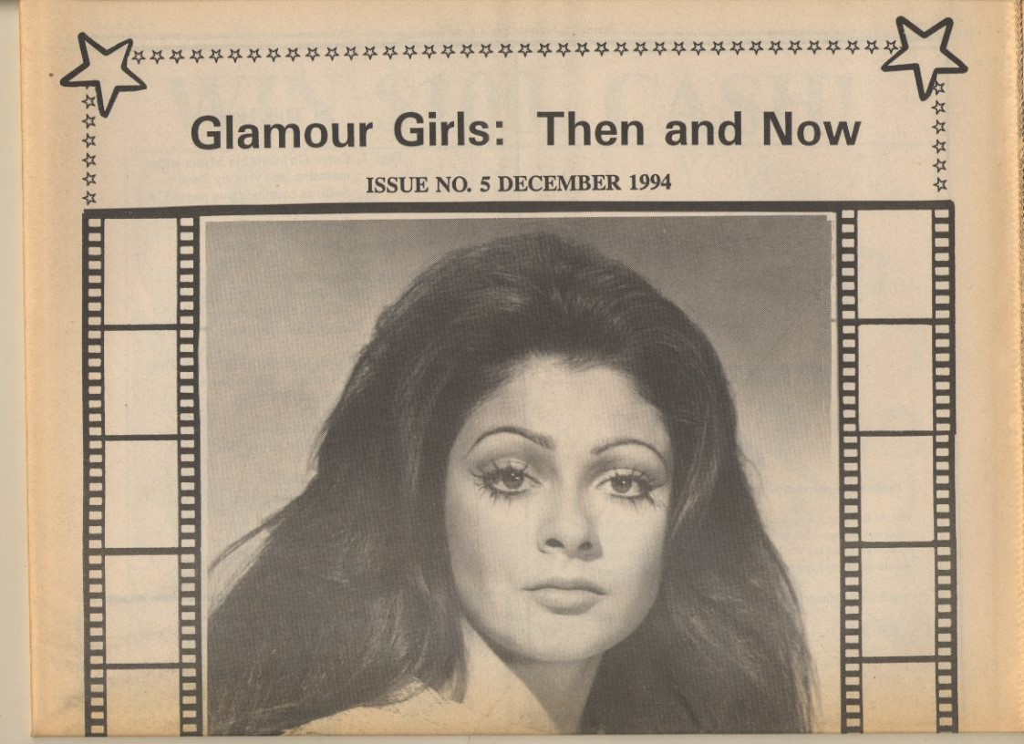 Glamour Girls: Then & Now - #05