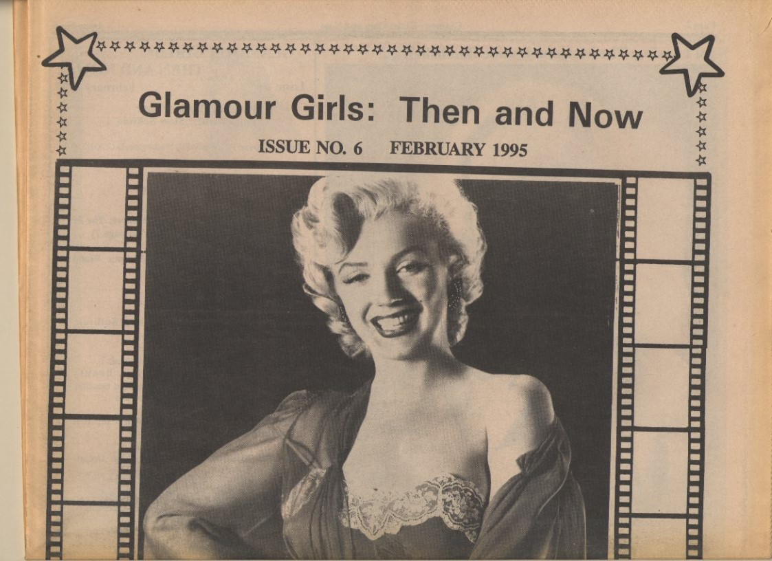 Glamour Girls: Then & Now - #06