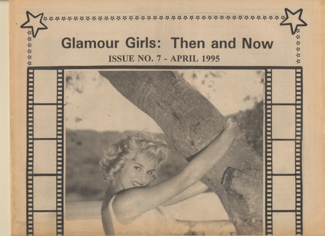 Glamour Girls: Then & Now - #07
