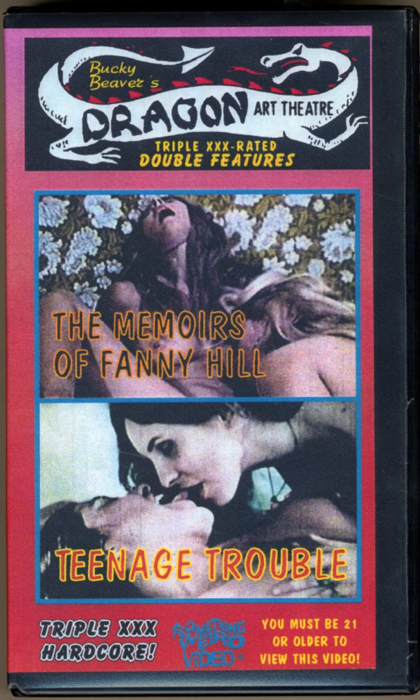 Dragon Art Theatre Triple XXX Double Feature #044